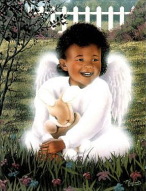 Guardian Angel II by T Richard