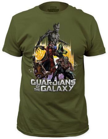 Guardians of the Galaxy - Battle Ready (slim fit)