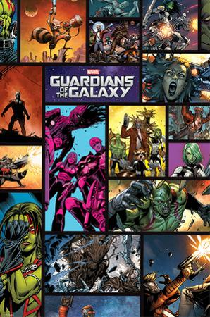 Guardians Of The Galaxy - Comics