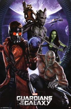 Guardians of the Galaxy - Group