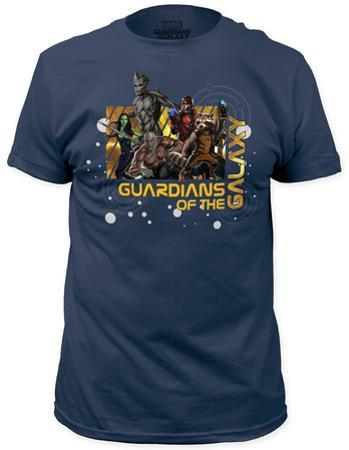 Guardians of the Galaxy - Star Map (slim fit)