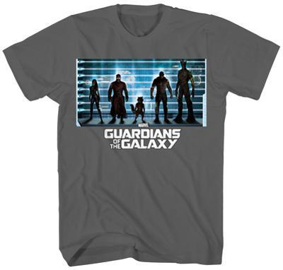 Guardians of the Galaxy - The Line Up