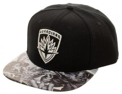 Guardians of the Galaxy Vol. 2 - Embroidered Icon Snapback