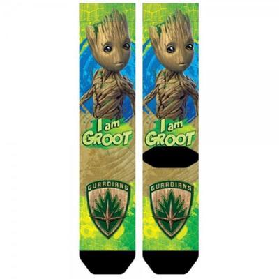 Guardians of the Galaxy Vol. 2 - Groot Crew Socks