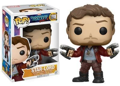 Guardians of the Galaxy Vol. 2 - Star-Lord No Mask POP Figure