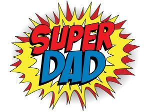Happy Father Day Super Hero Dad by gubh83