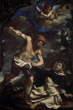 The Martyrdom of Saint Peter, End 1620S by Guercino