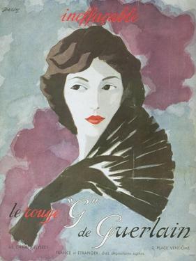 Guerlain, French Women, UK, 1930