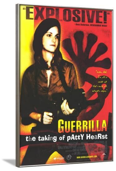 Guerrilla: The Taking of Patty Hearst--Framed Poster