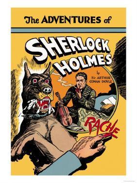 Adventures of Sherlock Holmes by Guerrini