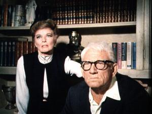 Guess Who's Coming To Dinner, Katharine Hepburn, Spencer Tracy, 1967