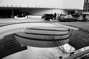 Guggenheim Museum Reflection