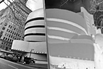 Guggenheim Reflection with Inversion