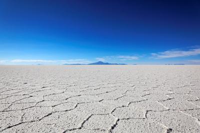 Salar De Uyuni, Bolivia, South America by Guido Amrein