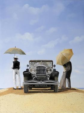 Baci Nel Deserto by Guido Borelli