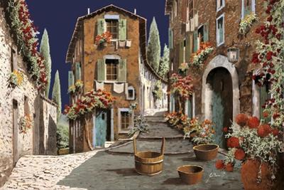 Due Strade al Mattino by Guido Borelli