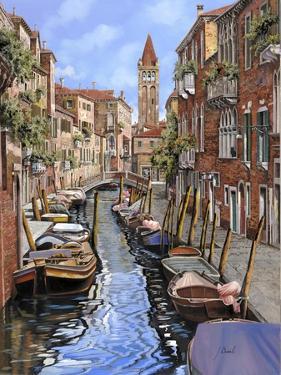 Il Gatto Nero a Venezia by Guido Borelli