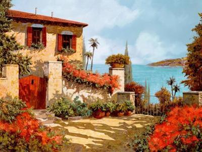 Il Giardino Rosso by Guido Borelli