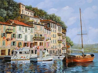 La Barca Rossa Alla Calata