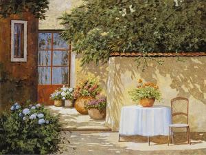 Muretto E Tavolo by Guido Borelli