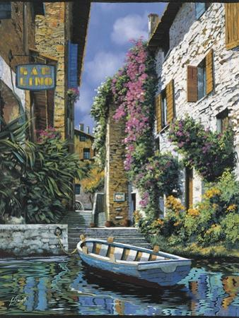Pathway to the Shops by Guido Borelli