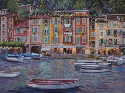 Portofino al Crepuscolo