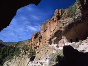Bandelier National Monument by Guido Cozzi