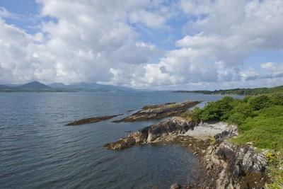 Coastline near Kenmare, Ring of Kerry, Kerry County, Ireland