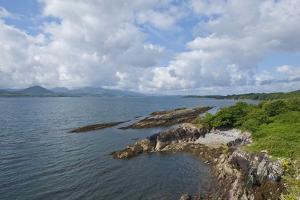 Coastline near Kenmare, Ring of Kerry, Kerry County, Ireland by Guido Cozzi