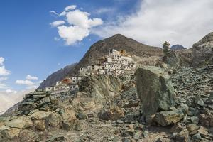Diskit Monastery by Guido Cozzi