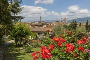 Giardino Delle Rose by Guido Cozzi