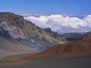 Haleakala Volcano Crater by Guido Cozzi