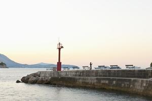 Old Port, Dubrovnik, Croatia by Guido Cozzi