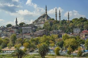 Suleymaniye Cami, Suleyman Mosque by Guido Cozzi