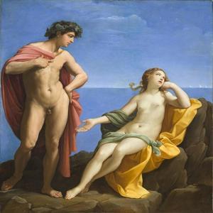 Bacchus and Ariadne, 1619-1620 by Guido Reni