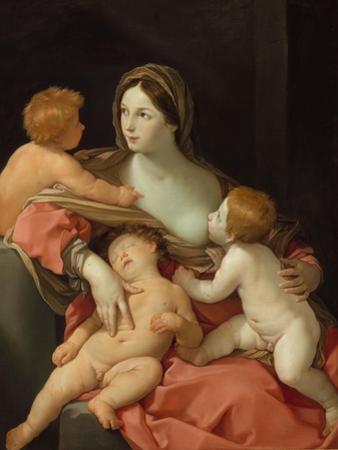 Charity by Guido Reni