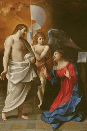Christ Appearing to the Virgin, C.1608