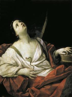 Cleopatra c. 1635 by Guido Reni