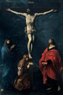 Crucifixion by Guido Reni
