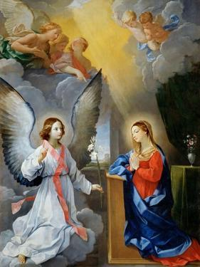 The Annunciation by Guido Reni