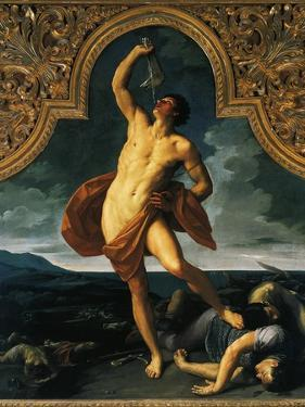 Victorious Samson by Guido Reni