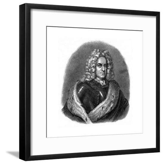 Guido Starhemberg--Framed Giclee Print