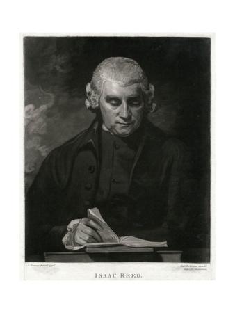 Isaac Reed