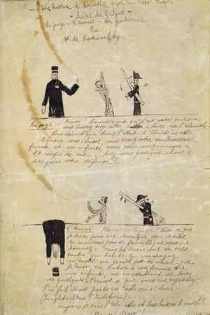 Absinthe/Victor Hugo, C1895-1900