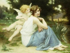 Love's Whisper by Guillaume Seignac