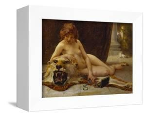 The Jewellery Box; Le Coffret by Guillaume Seignac