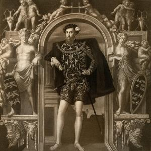 Henry Howard, Earl of Surrey, 1546 by Guillim Scrots
