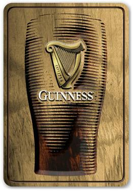 Guinness - Tulip with Harp