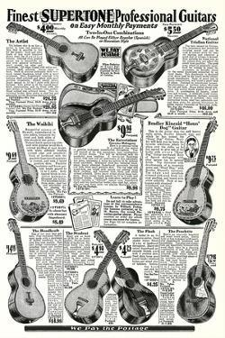 Guitar Catalog