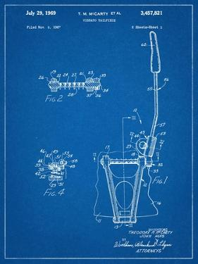 Blueprints art prints for sale at allposters guitar vibrato wammy bar patent malvernweather Gallery